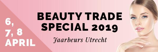 CNC Skincare NEderland op de Beauty Trade Special 2019